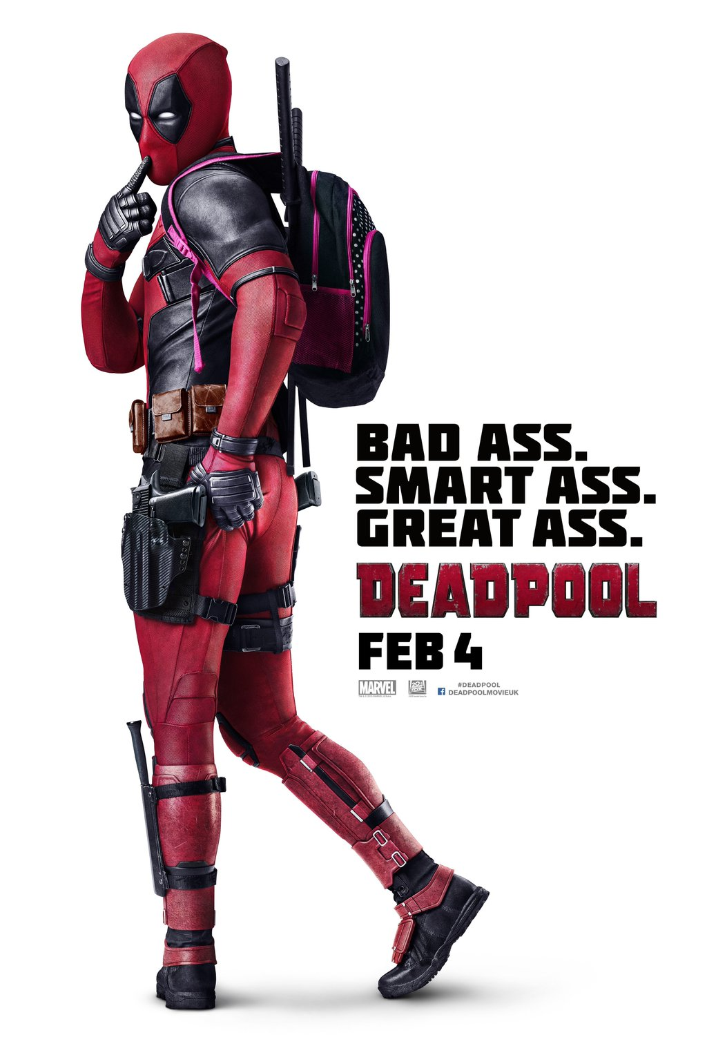 Ryan Reynold's Deadpool