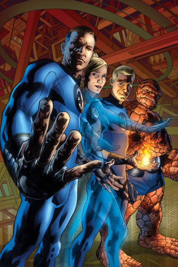 Please come back to Marvel, Fantastic Four!