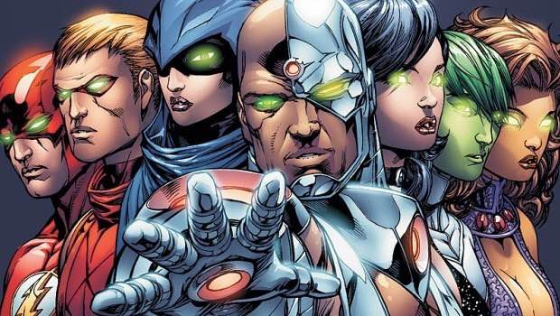 Teen Titans would make a great Netflix series!