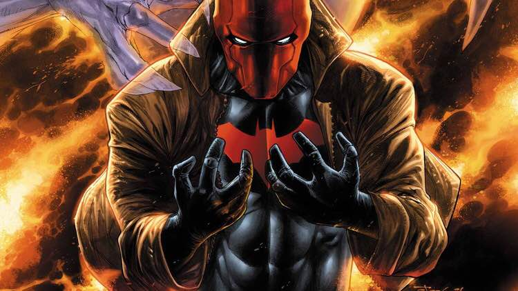 Red Hood might be a pretty good series if produced through Netflix!