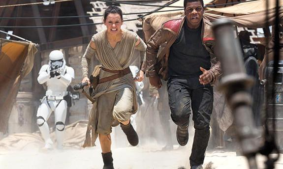 Why I'm excited for Star Wars: The Force Awakens!