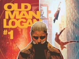 Old Man Logan #1!