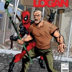 Old Man Logan #1 McKone Deadpool Variant