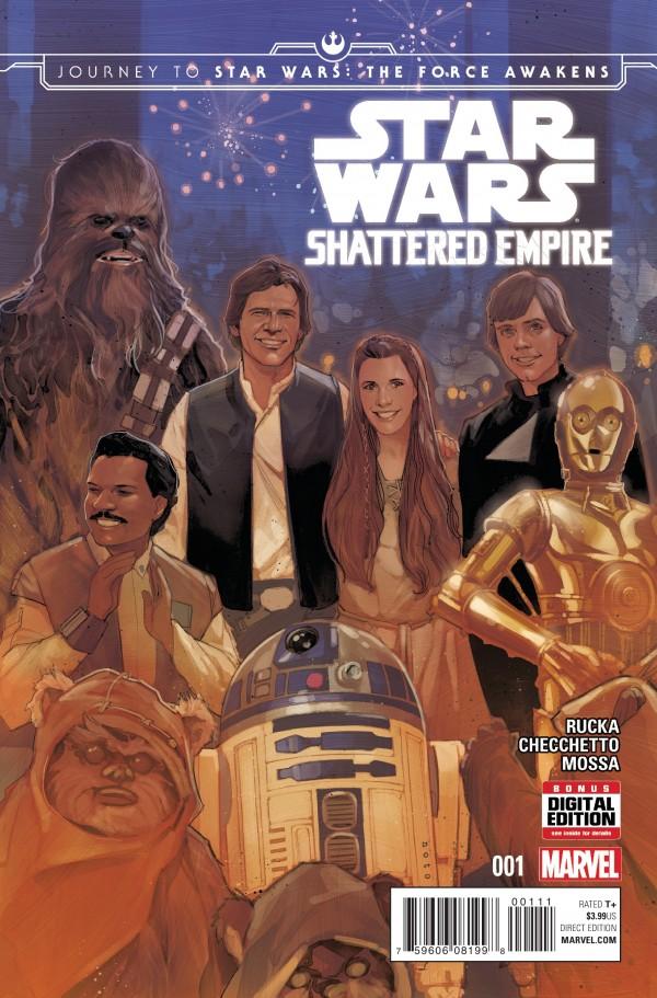 Star Wars comics round-up!