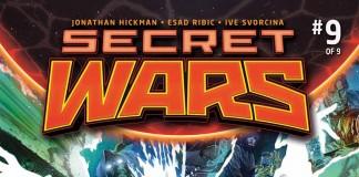 Secret Wars #9!