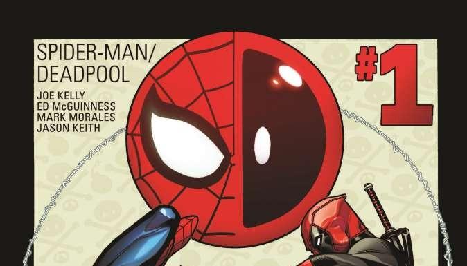 Spider-Man/Deadpool #1 includes Vision #1!
