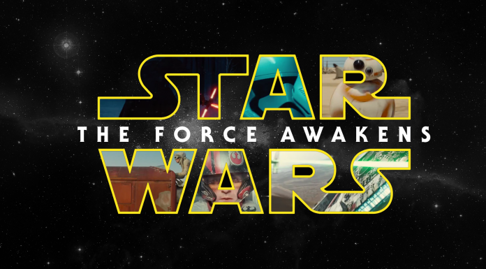Star Wars: The Force Awakens!