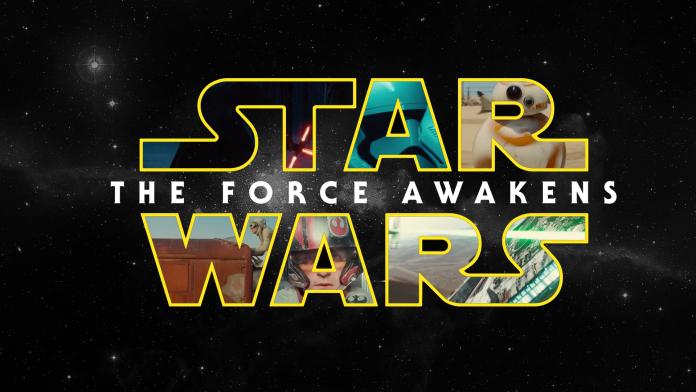 Star Wars: The Force Awakens!