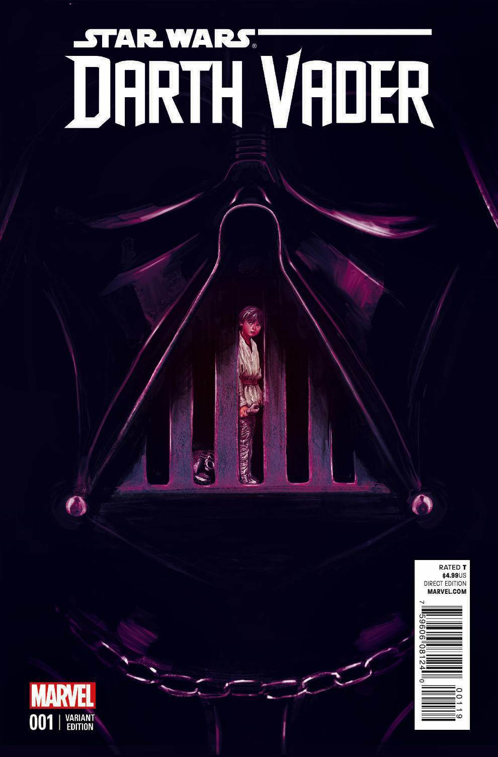 Check out Star Wars: Darth Vader #1 in our Star Wars Comics Round-Up!
