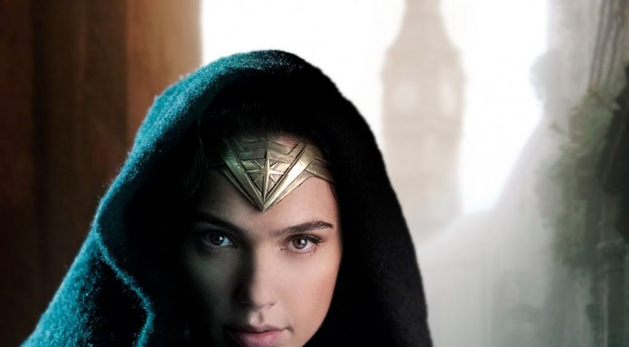 New Wonder Woman set pictures!