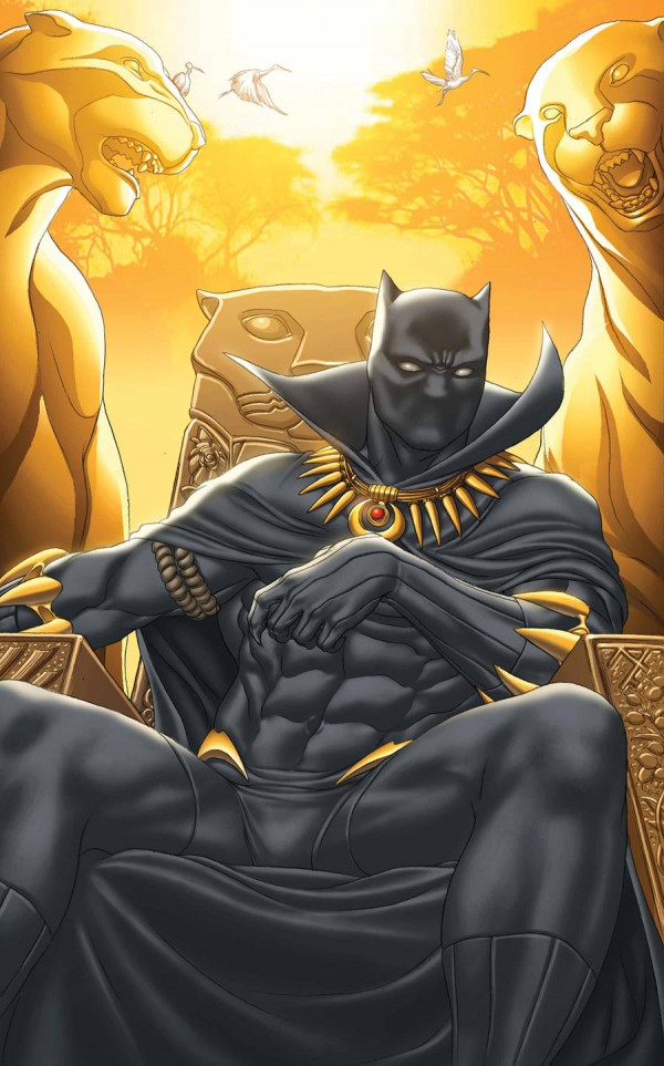 batman v black panther