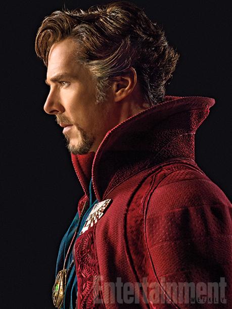 Still Benedict Cumberbatch as Doctor Strange!