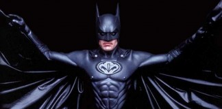 George Clooney talks about Affleck's Batman!