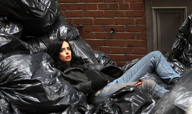 Kristen Ritter conveyed her character brilliantly in Marvel's Jessica Jones!
