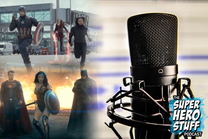 Episode 26: Batman v Captain America: Dawn of Civil War Podcast