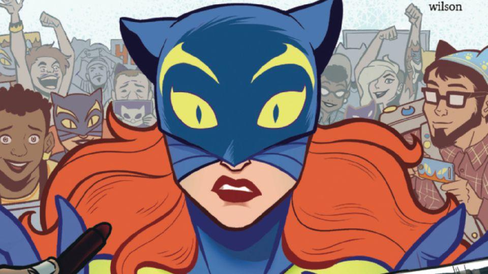 Patsy Walker: Hellcat #1!