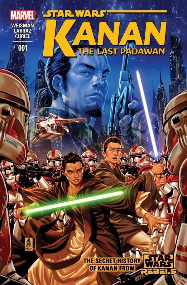 Star Wars Comics Round-up