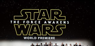 Star Wars: The Force Awakens Hollywood Premiere!