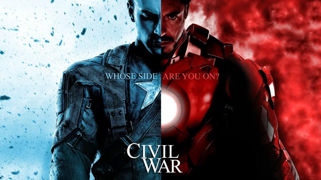 Captain America: Civil War!