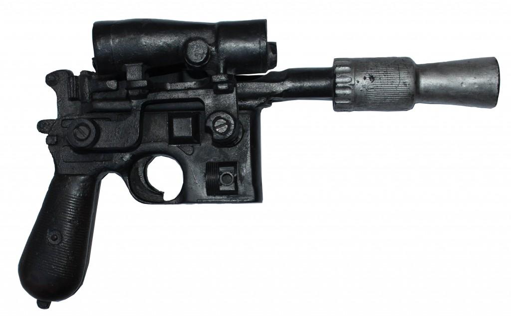 Luke Skywalker's Original Blaster