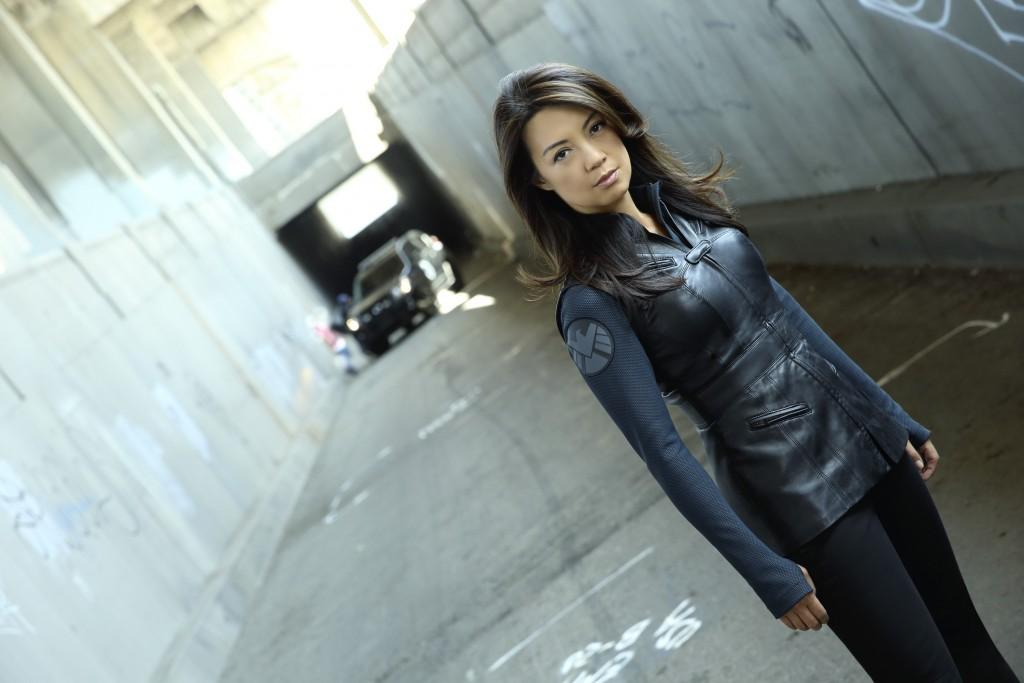 Agent Melinda May!