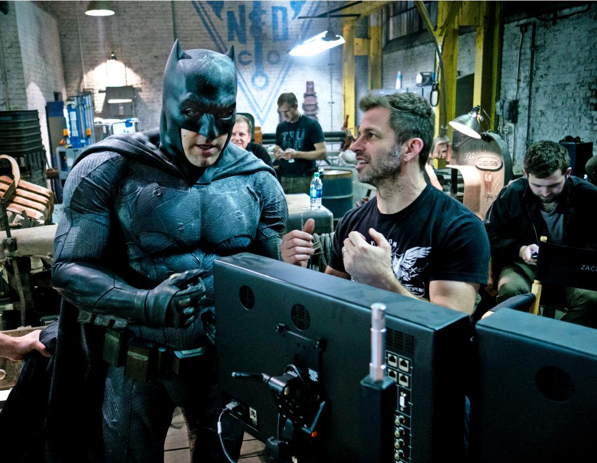 Zack Snyder hates spoilers