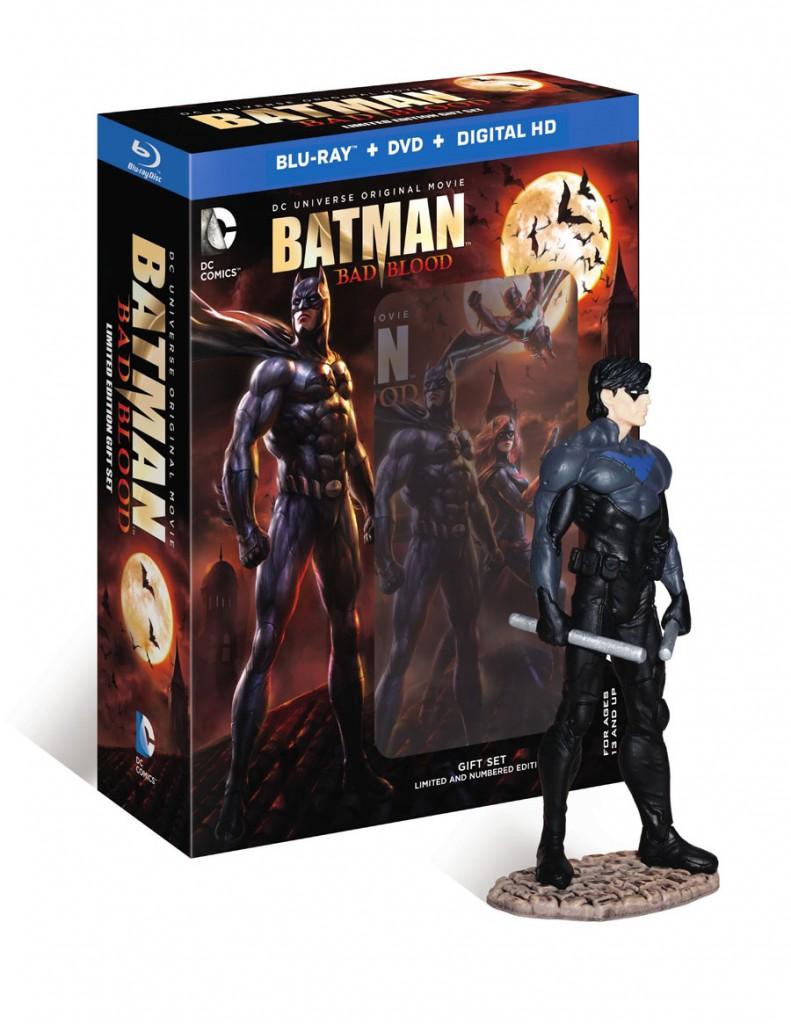Batman: Bad Blood!