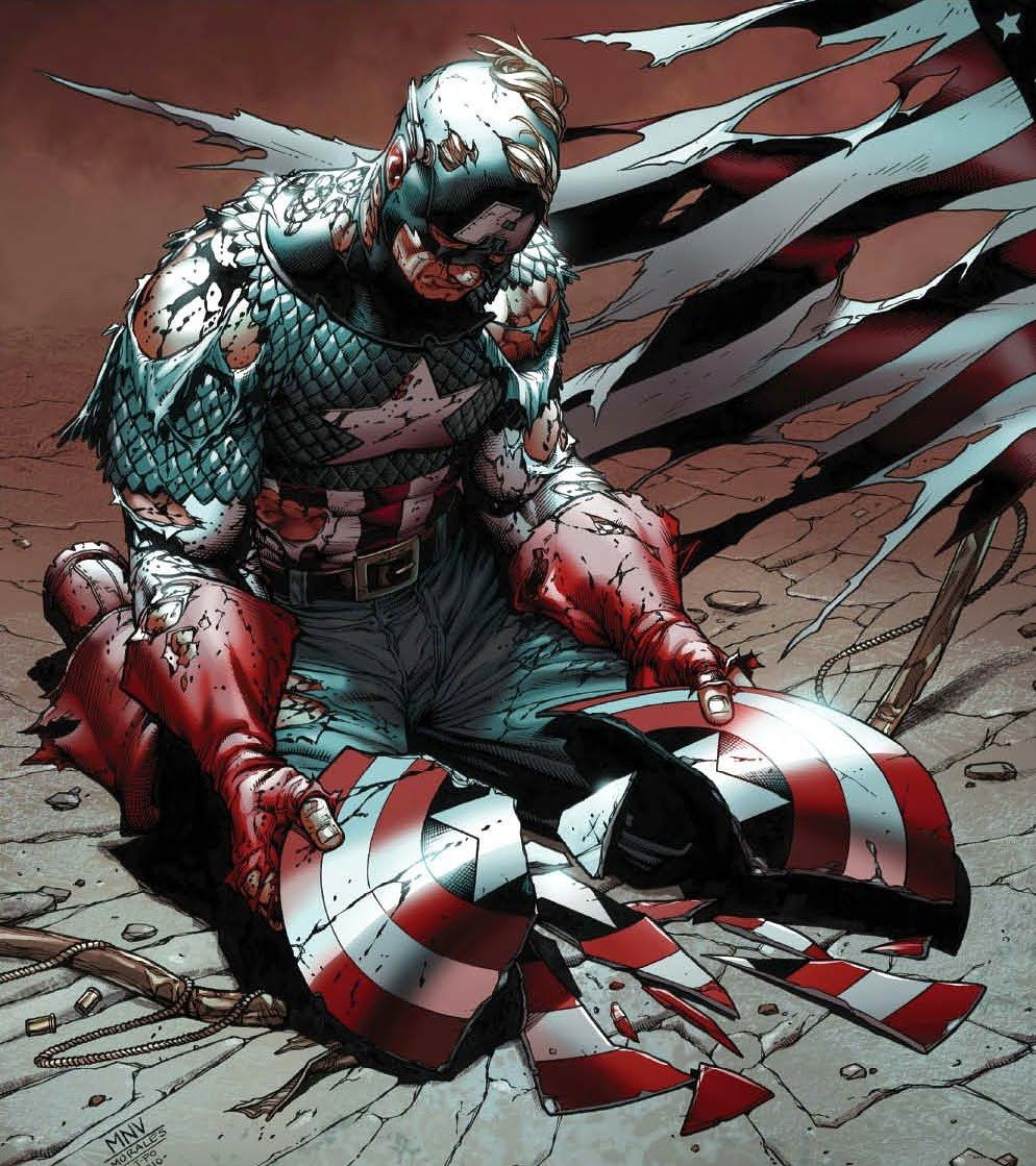 Who Dies in Captain America: Civil War??