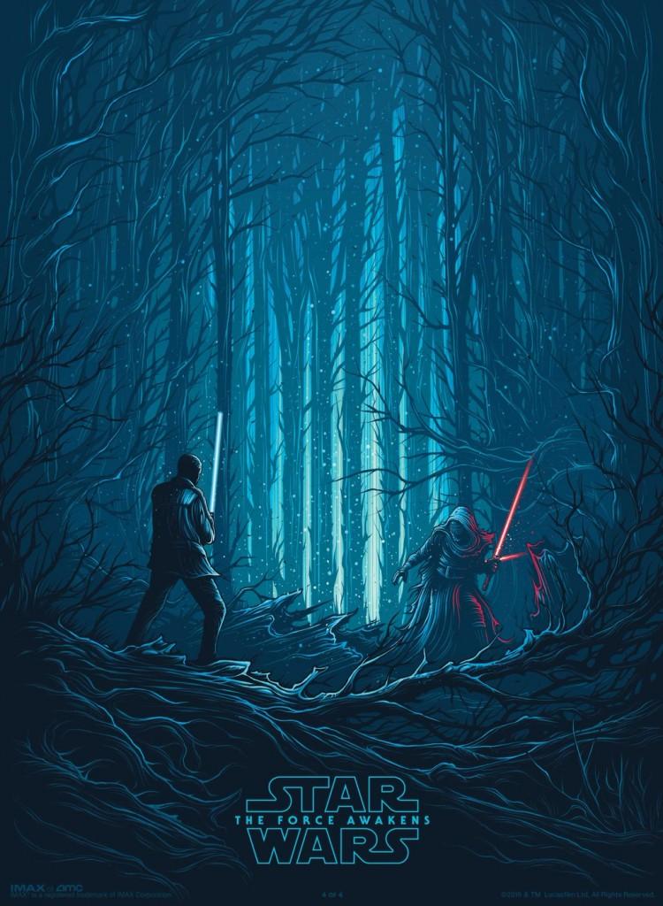 Force Awakens IMAX poster!