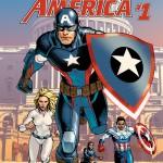 Steve Rogers: Captain America #1!