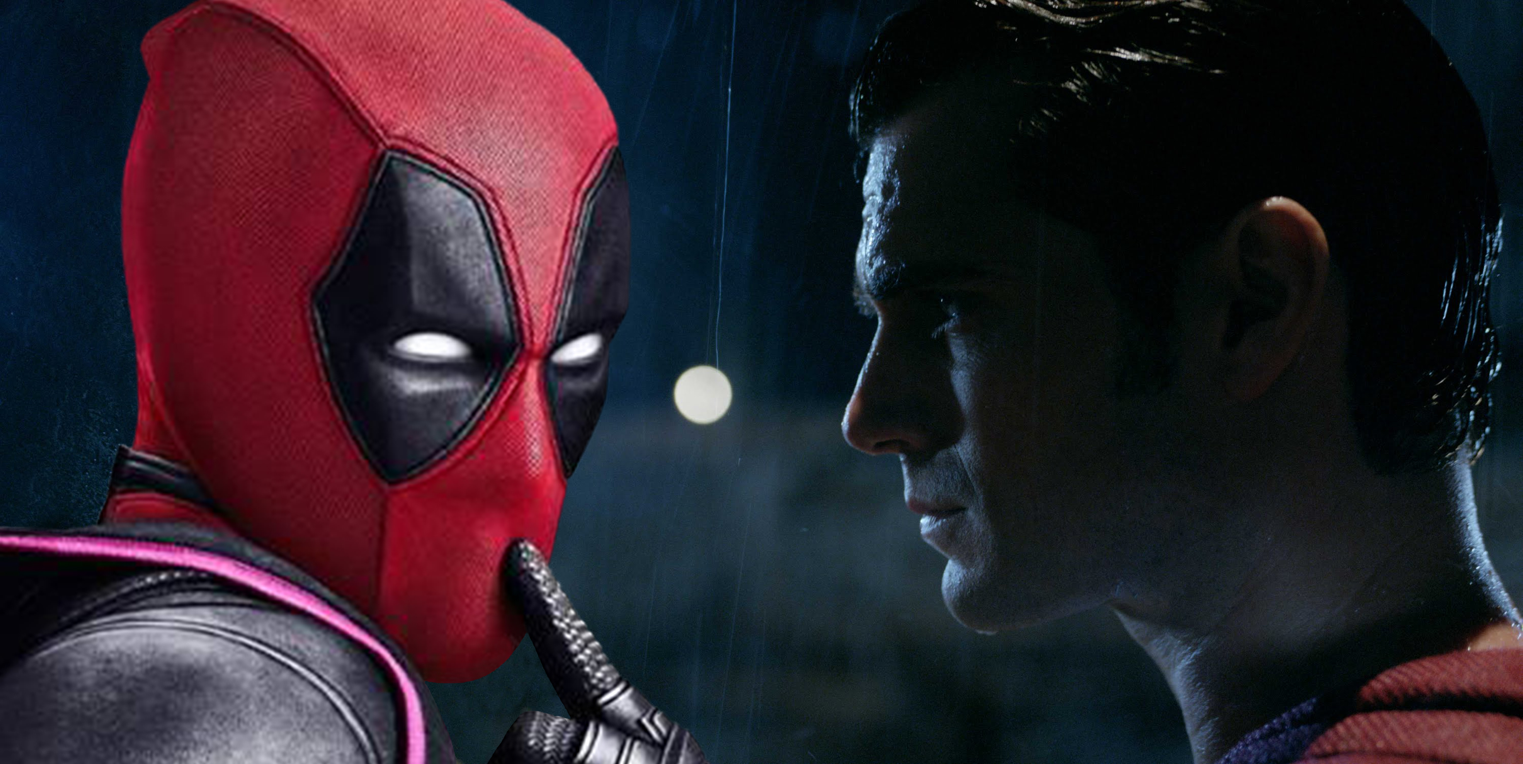 Deadpool v Superman!