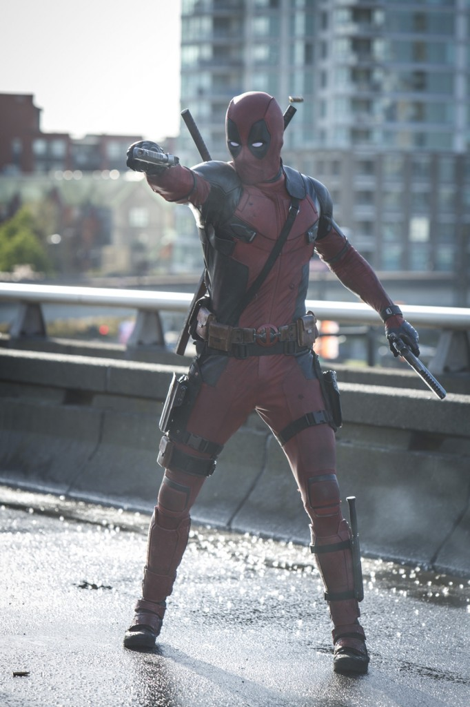 Deadpool Movie Images!