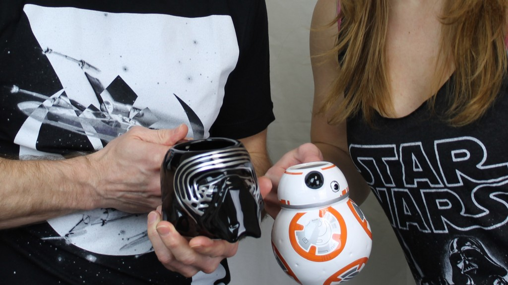 Star Wars Mugs!