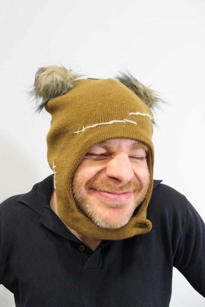 Star Wars Ewok Costume Beanie