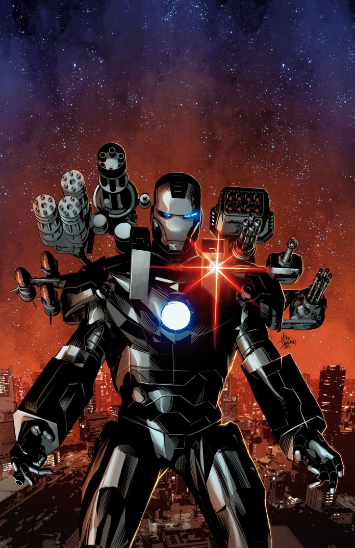 Invincible Iron Man #6 Preview!