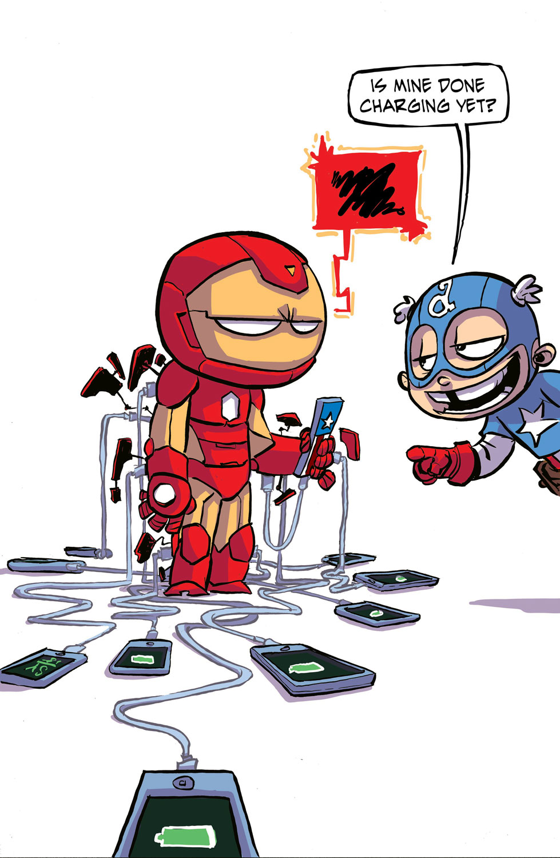 Invincible Iron Man #6!
