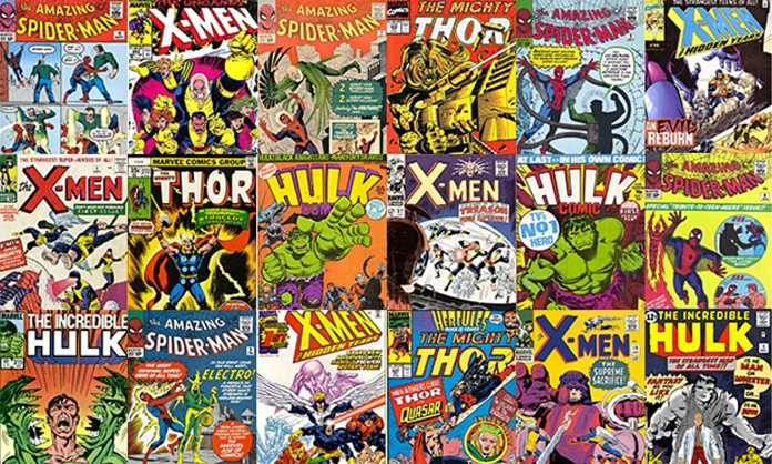 Own Every Marvel Comic Book!
