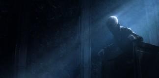 Supreme Leader Snoke and Kylo Ren