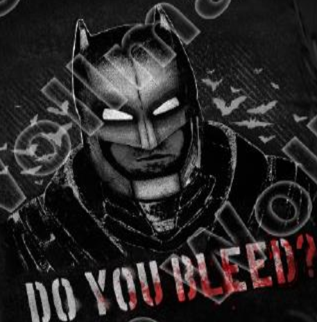 Superman v Batman T-Shirt!