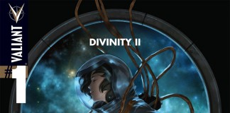 DIVINITY II #1 – Cover A by Jelena Kevic Djurdjevic