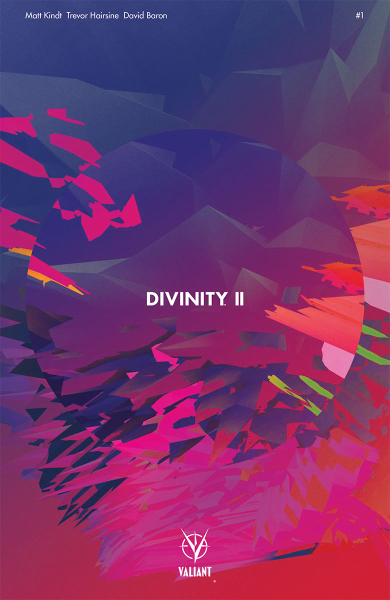 DIVINITY II #1 – Cover A by Jelena Kevic Djurdjevic