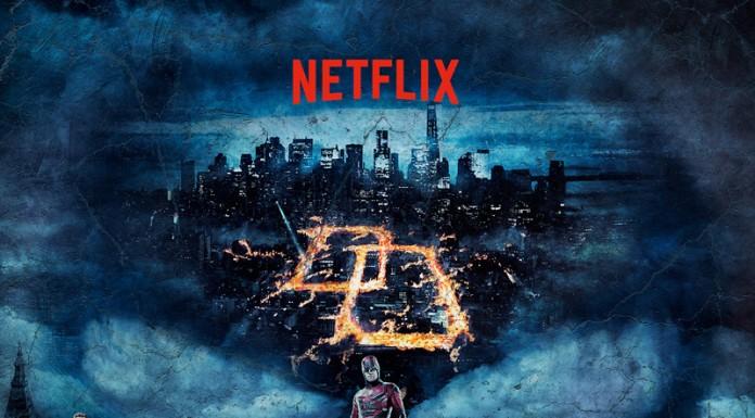Daredevil Season 2 poster!