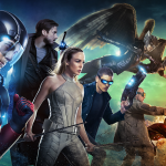 DC Legends of Tomorrow Episode 1!