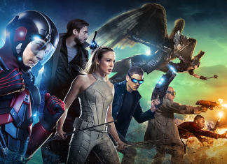 DC Legends of Tomorrow Episode 1!