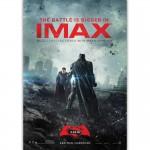 Batman V Superman Exclusive IMAX Poster!