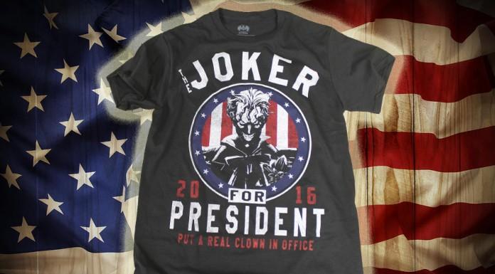 Joker For President T-Shirt