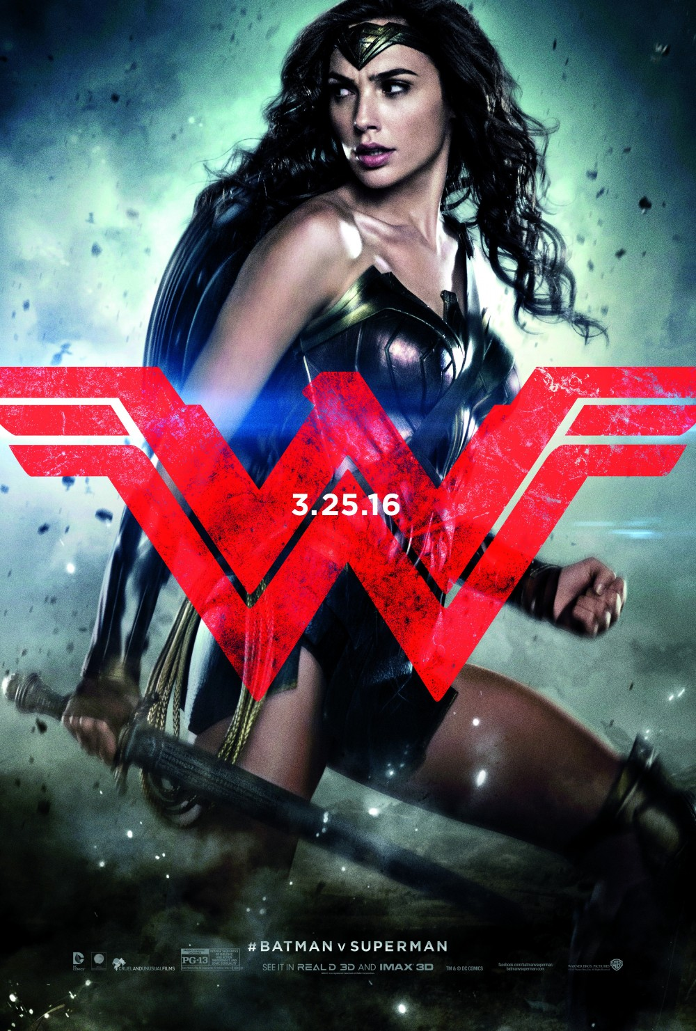 Wonder Woman will take place during WWI!