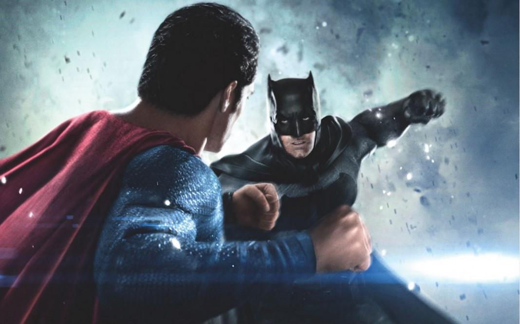 2 New Batman V Superman Movie Posters