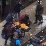 New Doctor Strange Set Photos