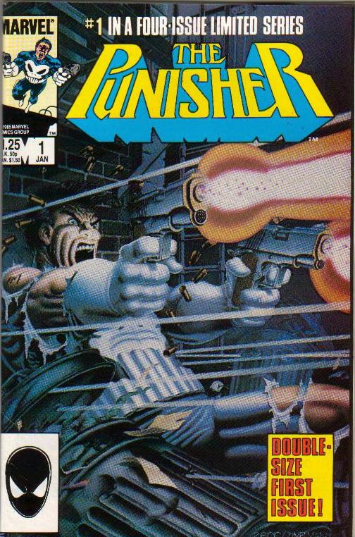 The Punisher Mini-Series